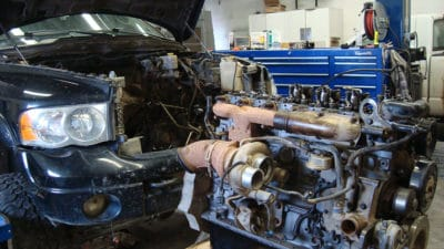 Cummins Diesel Engine Rebuilding - XL Mechanical Service Ltd