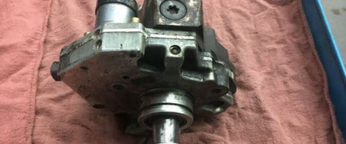 CP3 Pump Failure Symptoms And Common Rail Injector Problems