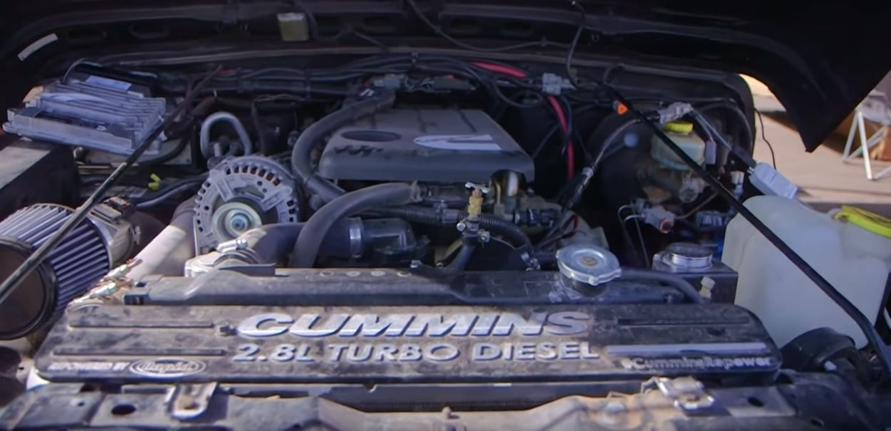 A Look At Cummins Diesel Engine's History