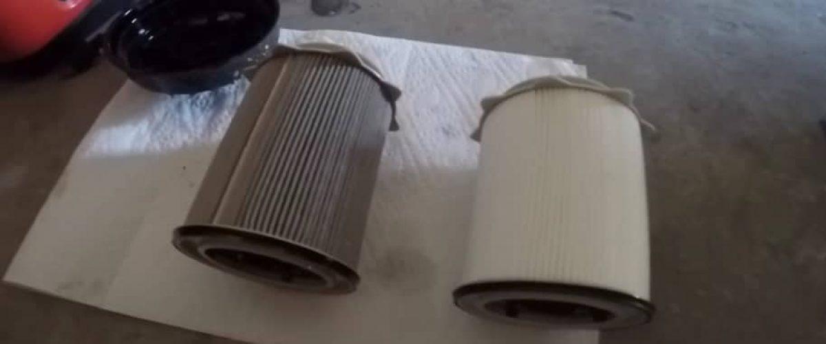 Fuel Filter Maintenance